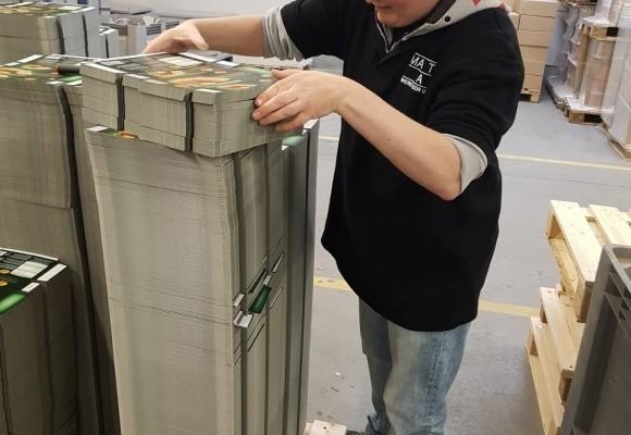 Vacature productiemedewerker enclave karton